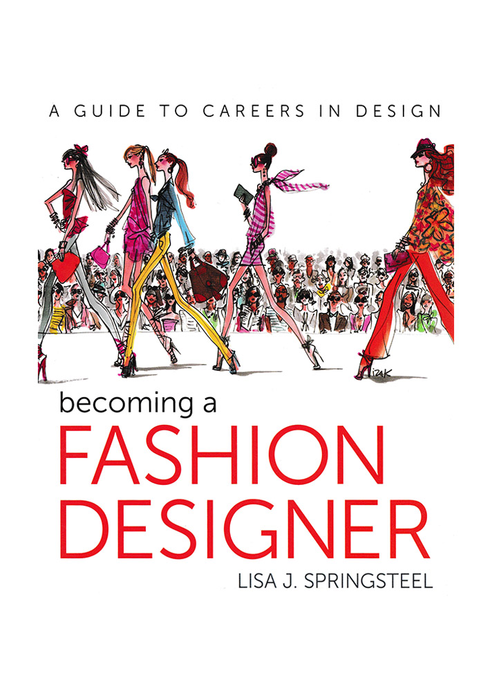 BECOMING fash designer portada
